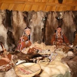 Представители коренных народов Камчатки. Фото пресс-службы правительства Камчатского края