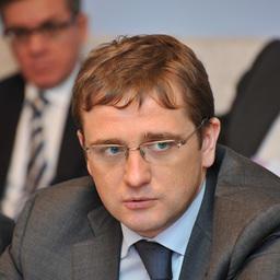 Заместитель министра сельского хозяйства-руководитель Рыболовства Илья ШЕСТАКОВ