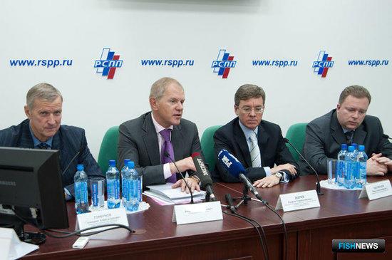 Пресс-конференция по итогам заседания