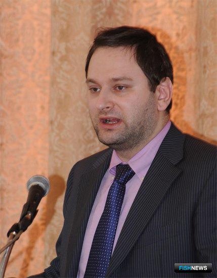 Начальник Управления правового обеспечения Федерального агентства по рыболовству Евгений Кац