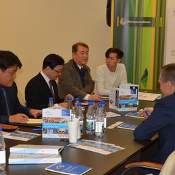 Планы по реализации соглашения обсудили за столом переговоров