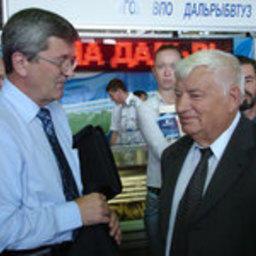 Выставка «Перспективы развития рыбной отрасли-2006», Владивосток, август 2006 г.