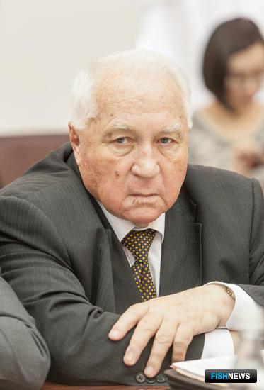 Председатель правления Ассоциации «ГКО Росрыбхоз» Василий ГЛУЩЕНКО