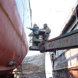 Продолжается работа над стратегией судостроения