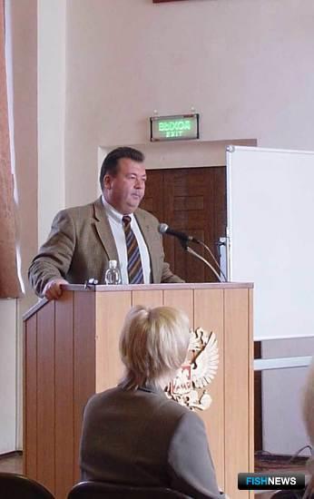 Николай ЗАВАРЗИН