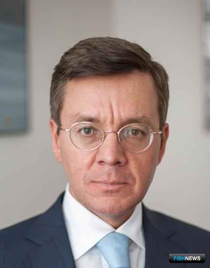 Президент Ассоциации добытчиков минтая, председатель Комиссии РСПП по рыбному хозяйству и аквакультуре Герман ЗВЕРЕВ