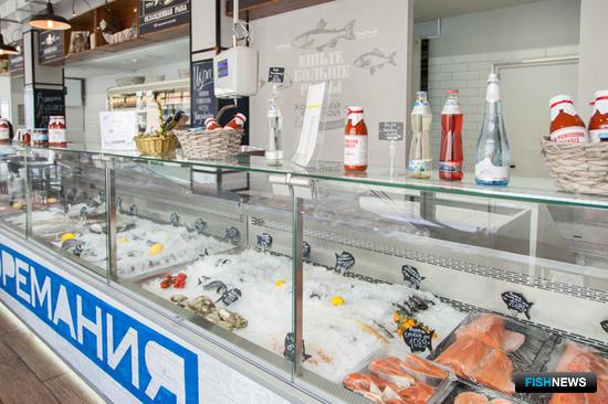 «Моремания» – рыбный ответ «Макдоналдсу»