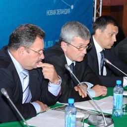 Круглый стол «Повышение конкурентоспособности рыбопереработки в РФ»