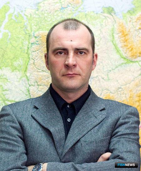 Руководитель ФГУП «Нацрыбресурс» Станислав СТАНДРИК