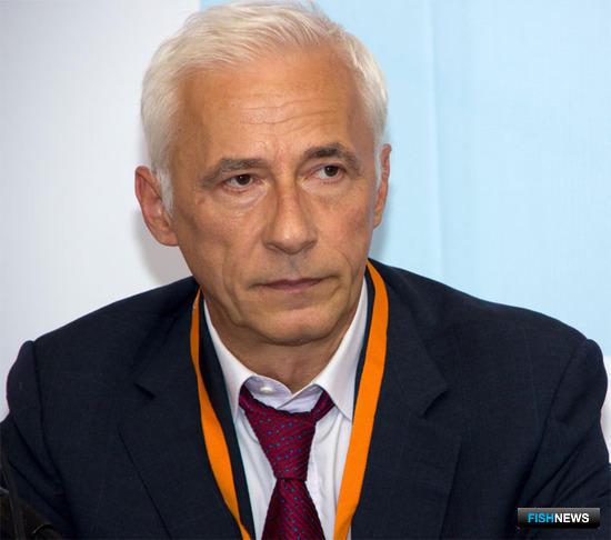 заместитель руководителя Федеральной службы по ветеринарному и фитосанитарному надзору Николай ВЛАСОВ