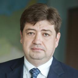 Начальник ФГБУ «Главрыбвод» Дан БЕЛЕНЬКИЙ