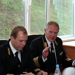 Василий СОКОЛОВ и Андрей КРАЙНИЙ