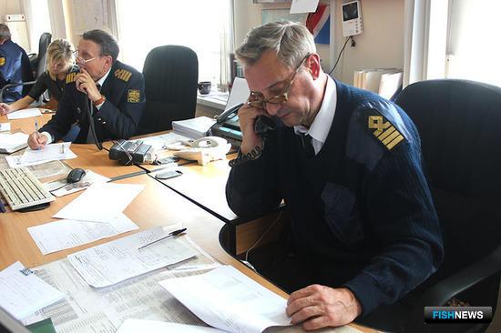 Все этапы учений контролировались с берега. Фото ФГБУ «Администрация морских портов Приморского края и Восточной Арктики»