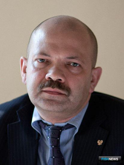 Сергей МАКСИМОВ, начальник Управление аквакультуры Федерального агентства по рыболовству