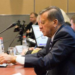 Первый заместитель Председателя Правительства РФ Виктор ЗУБКОВ