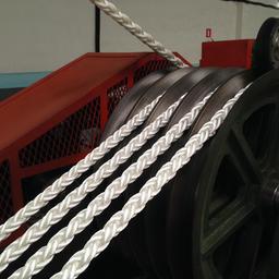 «Морское снабжение» - одно из немногих предприятий на Дальнем Востоке, которое производит восьмипрядный (плетеный) канат