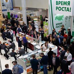 С 5 по 9 февраля в Москве проходила 25-я международная выставка продуктов питания, напитков и сырья для их производства – «Продэкспо-2018». Фото АО «Экспоцентр»