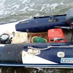 При задержании браконьерской группы изъято около 100 кг мускула гребешка. Фото пресс-службы Пограничного управления ФСБ России по Сахалинской области