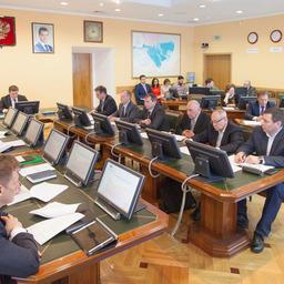 В Росрыболовстве обсудили прогноз общего допустимого улова на 2017 г.