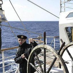 «Паллада» приближается к Порт-Саиду