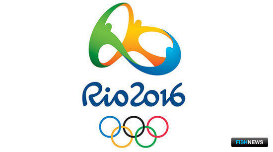 Эмблема летних Олимпийских игр 2016