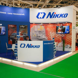 Новый участник выставки – японская фирма Nikko - представляет современное оборудование для обработки рыбы