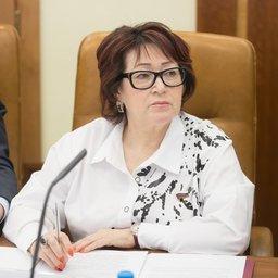 Сенатор от Приморья Людмила ТАЛАБАЕВА. Фото пресс-службы Совета Федерации