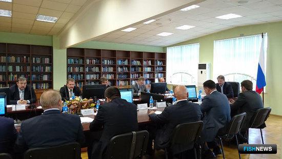Глава Минсельхоза Александр ТКАЧЕВ провел совещание во Владивостоке