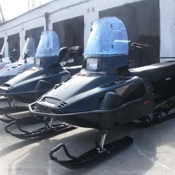 Снегоходы Yamaha должны составить достойную конкуренцию технике браконьеров. Фото пресс-службы Амурского ТУ