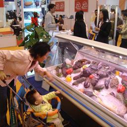 Рыбный рынок Поднебесной переходит в Интернет