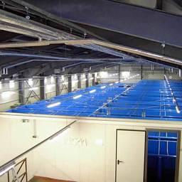Самый современный рыборазводный завод на сегодняшний день - Вилюйский ЛРЗ (Камчатская область)