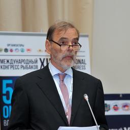 Посол Норвегии Лейдульв НАМТВЕДТ