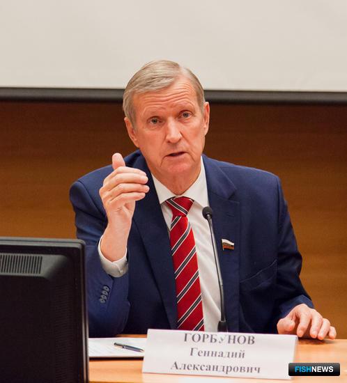 Председатель комитета Совета Федерации по аграрно-продовольственной политике и природопользованию Геннадий ГОРБУНОВ