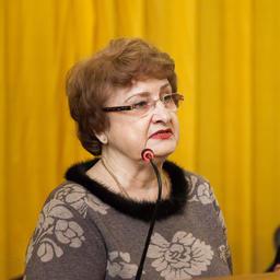 Президент Астраханьрыбхоза Елена ЧЕРТОВА