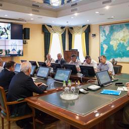 В Москве состоялось очередное заседание Общественного совета при Росрыболовстве
