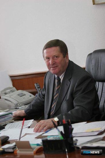 Генеральный директор компании Валерий ВОРОБЬЕВ