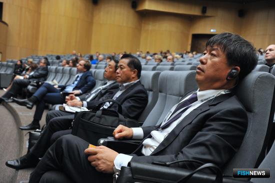 Круглые столы позволили глубже раскрыть основную тему XII Международного конгресса рыбаков – изменения в российской отрасли