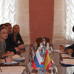 Совещание в Росрыболовстве с представителями Министерства окружающей среды, сельского хозяйства и морских ресурсов Испании