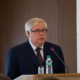 Член Коллегии (министр) ЕЭК по техническому регулированию Валерий КОРЕШКОВ