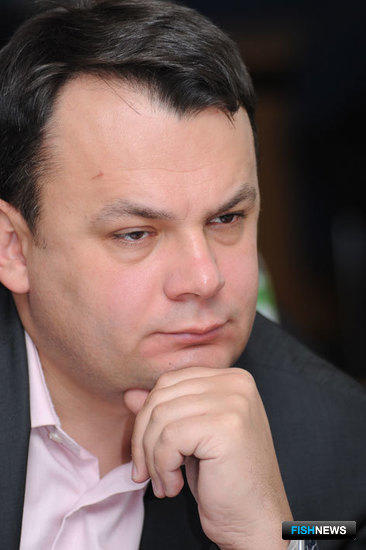 """Генеральный директор ООО """"Дальвест"""" Александр ПОПОВ"""