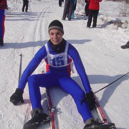 Серебряный призер в командном зачете Кирилл СВЕРДЛИЦКИЙ (команда ПБТФ)