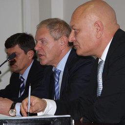 Заседание Общественного совета при Росрыболовстве