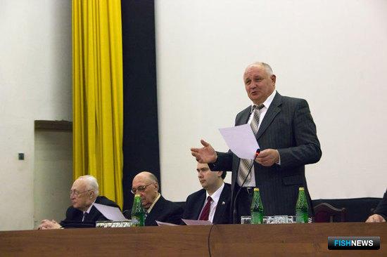 Отчетно-выборное собрание членов ассоциации «Росрыбхоз»