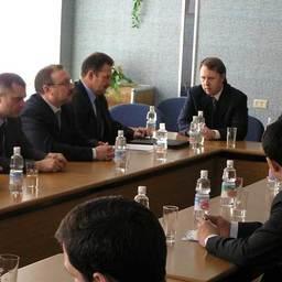 Общее собрание Ассоциации рыбохозяйственных предприятий Приморья (АРПП). Владивосток, март 2007 г.