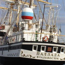«Паллада» прибывает во Владивосток