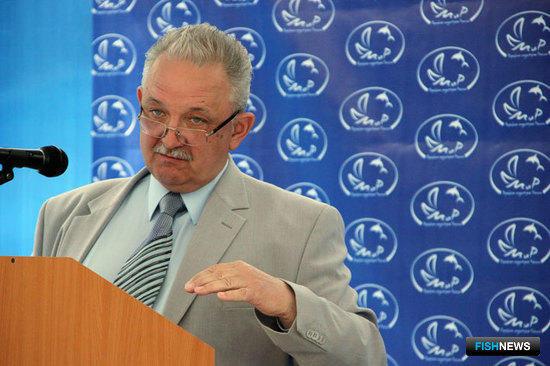 Главный инженер ОАО «Гипрорыбфлот» Виктор КРАСАВЦЕВ
