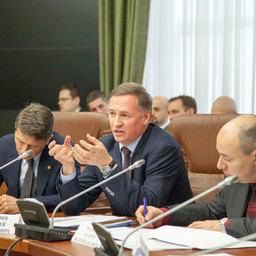Первый вице-губернатор Мурманской области Алексей Тюкавин