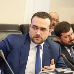 Замглавы Минвостокразвития Александр КРУТИКОВ