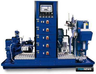 Модуль-топливоподготовки