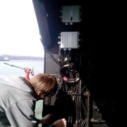 Ледокол «Владимир Игнатюк», Мурманск. Фото пресс-службы ЦСМС